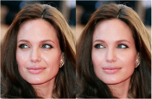 10 Stars Américaines Avec Et Sans Photoshop Inmybuzz