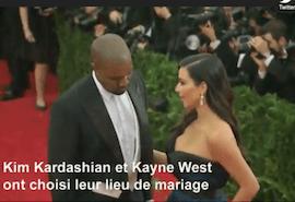 Le mariage de Kim Kardashian et Kayne West aura lieu au fort belvedere a florence en italie