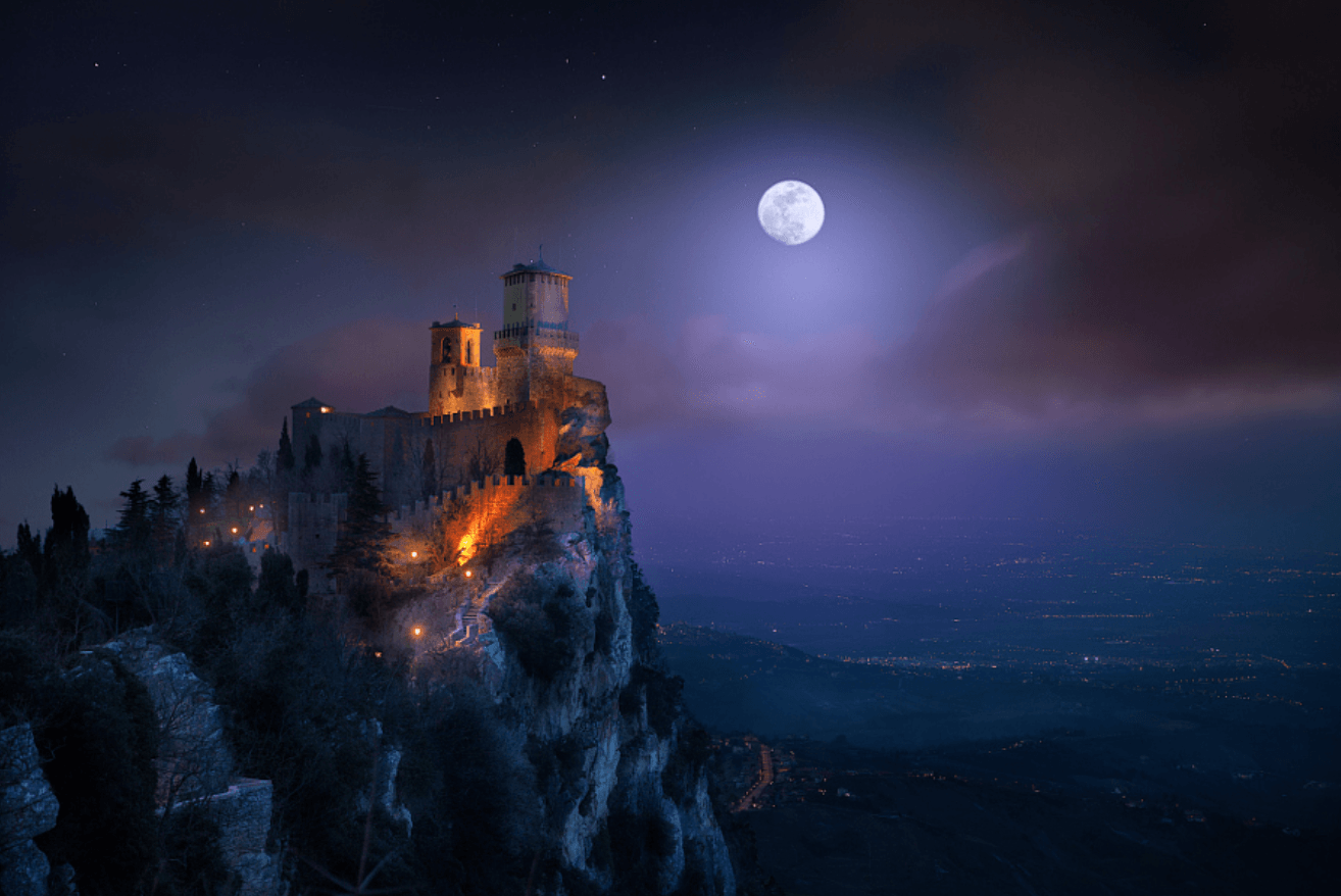 One thousand and one nights by Ilhan Eroglu