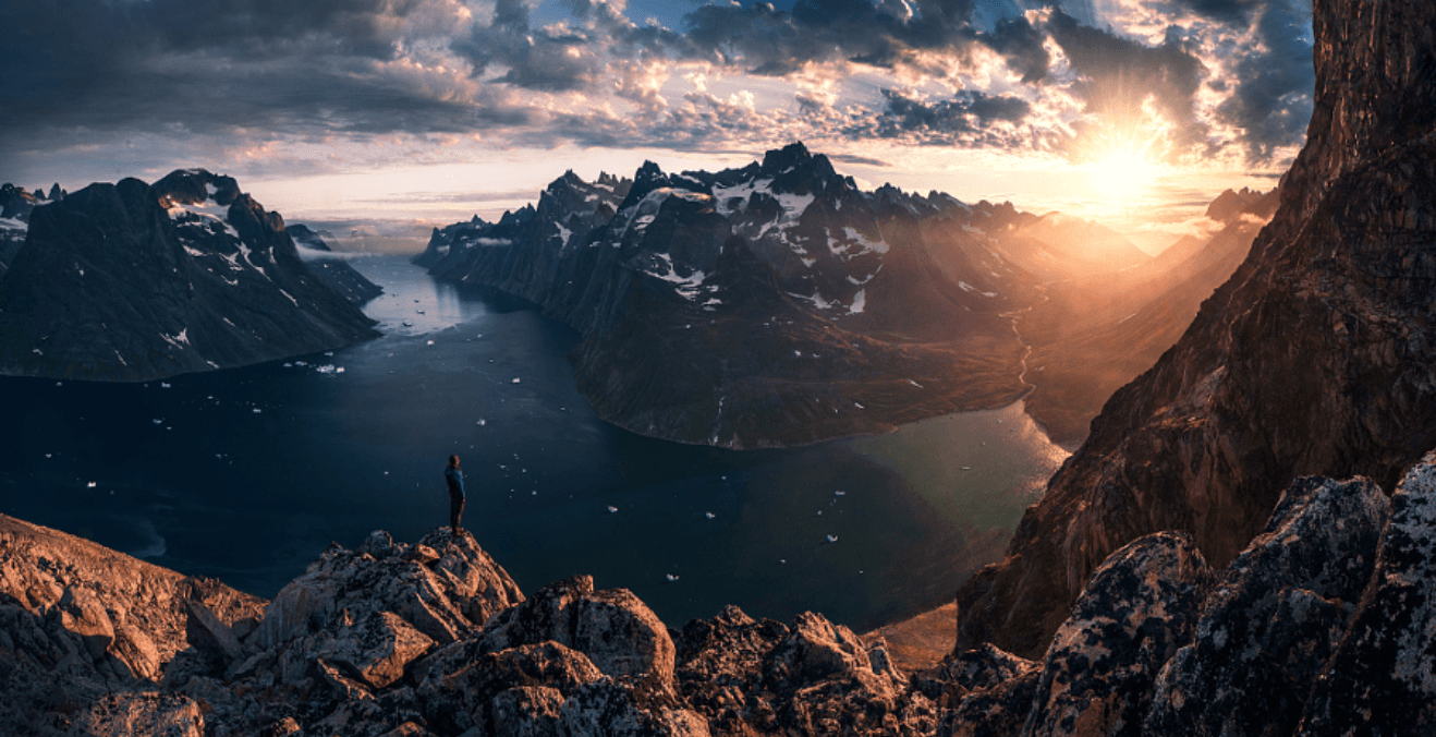 Somewhere Only We Know by Max Rive