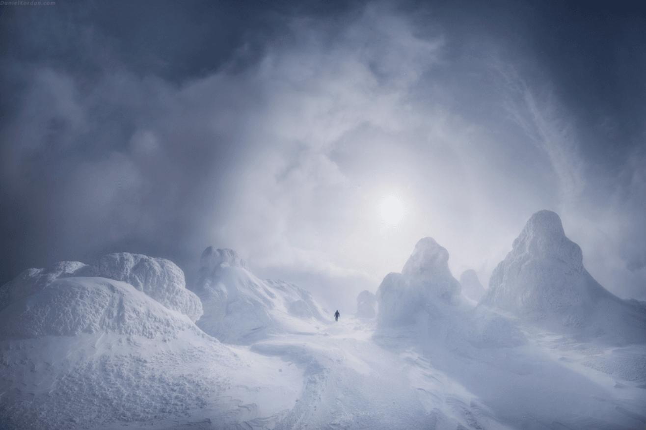 The White Silence by Daniel Kordan