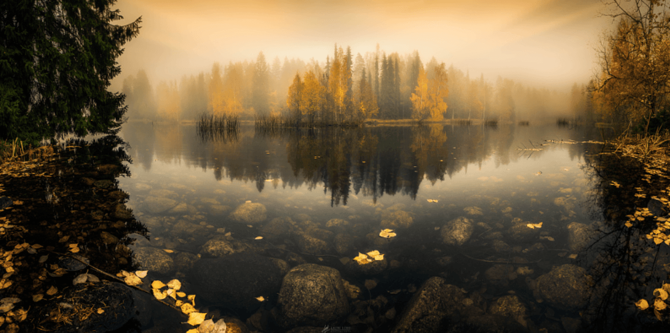 Transparent Mirror III by Lauri Lohi