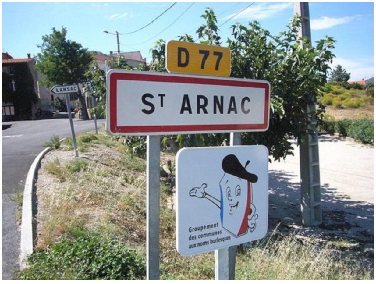 panneau_ville_saint_arnac_pyrenees_orientales